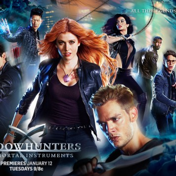 Shadowhunters serie